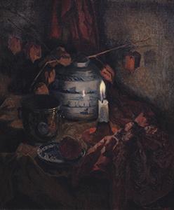 Henri van Os-Delhez, kunst te koop bij galerie Wijdemeren