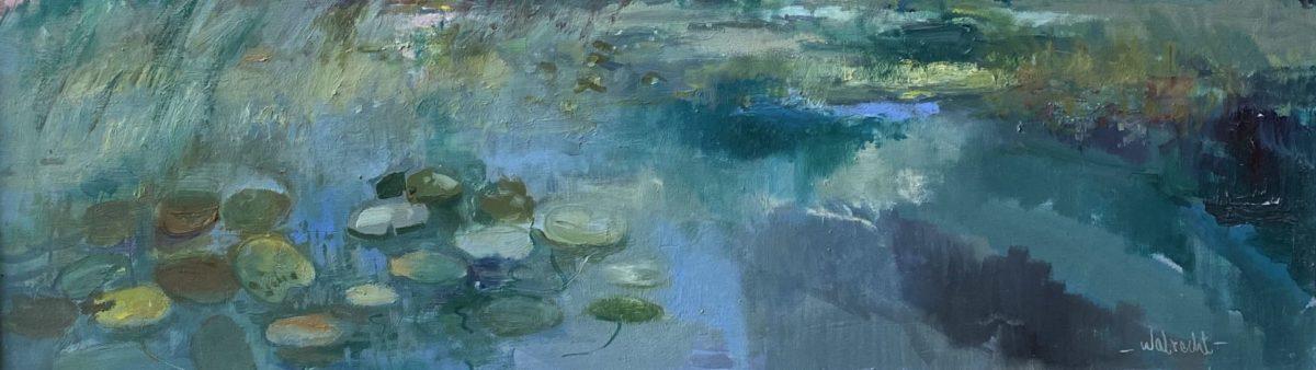 Kunst te koop bij galerie Wijdemeren van kunstschilder Ben Walrecht