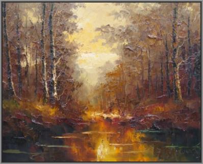Schilderijen te koop van kunstschilder John Bevort Klein Oostenrijk olie op doek, gesigneerd, Expositie Galerie Wijdemeren Breukeleveen