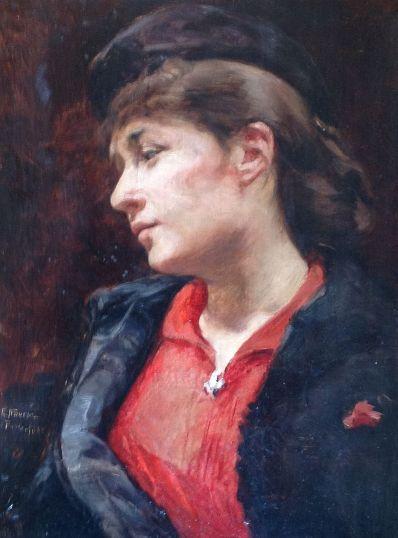 Kunstenaar Elisabeth Nourse 1733, Elisabeth Nourse portretstuk verkocht
