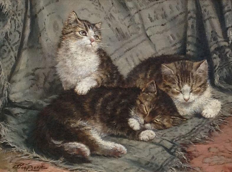 Schilderijen te koop van kunstschilder Cornelis Raaphorst olie op doek, doekmaat 30 x 40 cm linksonder gesigneerd, Expositie Galerie Wijdemeren Breukeleveen
