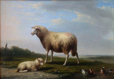 Kunstenaar F. v.Severdonck 3469, François van Severdonck verkocht