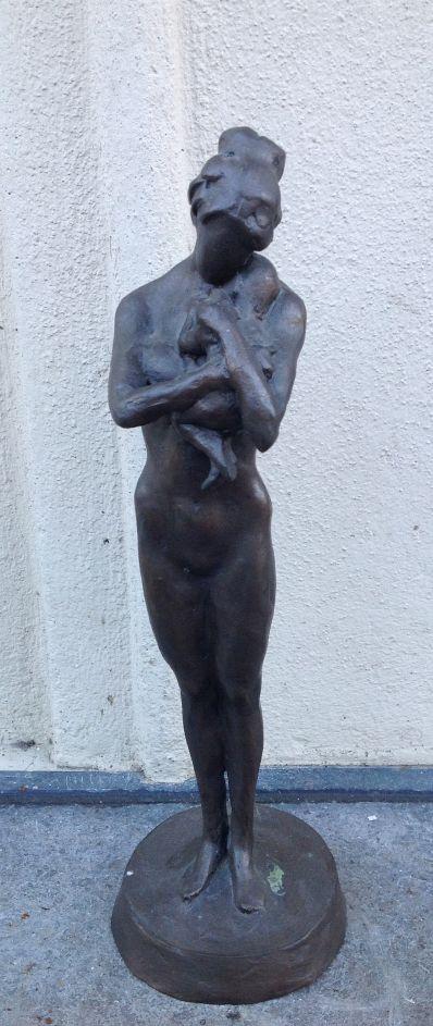 Kunstenaar Kees Verkade 5724, Kees Verkade,