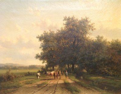 Kunstenaar Willem Vester 6307, Willem Vester