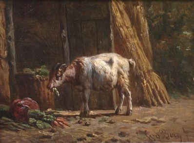 Kunstenaar Simon van den Berg 7259, Simon van den Berg