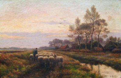 Kunstenaar Henri Houben 77, Henri Houben