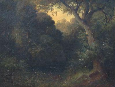 Kunstenaar Heinrich Woldemar Rau 8016, Heinrich Woldemar Rau