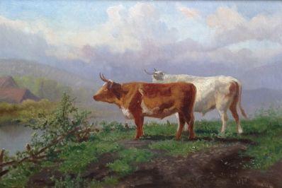 Kunstenaar Dirk van Lokhorst 8279, Dirk van Lokhorst gereserveerd