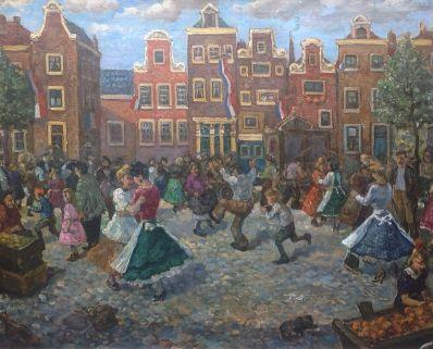 Kunstenaar Frederik de Vos 8754 - 300, Frederik de Vos,
