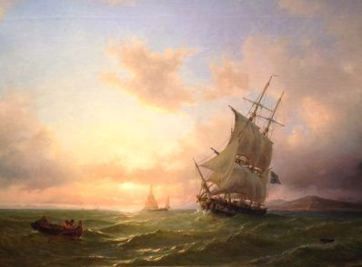 Kunstenaar Willem Antonie van Deventer 8765, W.A. van Deventer