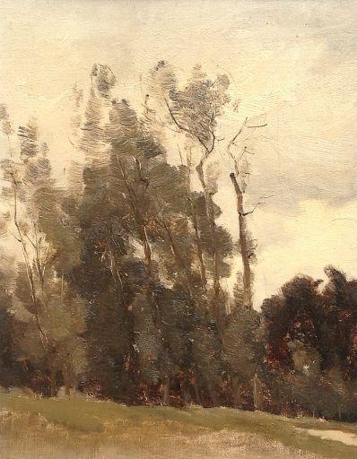 Kunstenaar J.H. Hollestelle 9234 J.H. Hollestelle landschap Verkocht