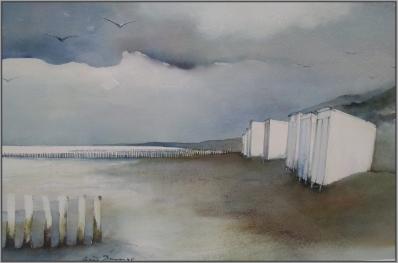 Kunstenaar Arie Boers 935, Arie Boers Jr