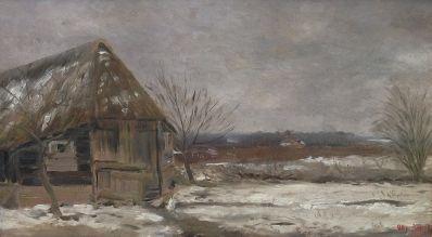 Kunstenaar Otto E. Stark A168, Otto Stark Verkocht