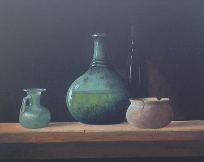 Kunstenaar Karl Willard nr. A2843, Karl Willard