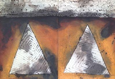 Kunstenaar Alberto Hernández A3173, Alberto Hernandez Modern