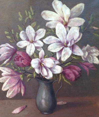 Kunstenaar Jan Verheul A3599, J.A. Verheul