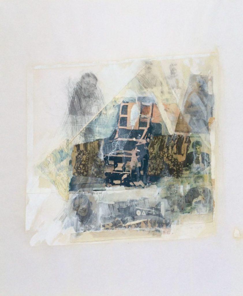 schilderijen te koop van kunstschilder, Jaap Witzenhausen collage,