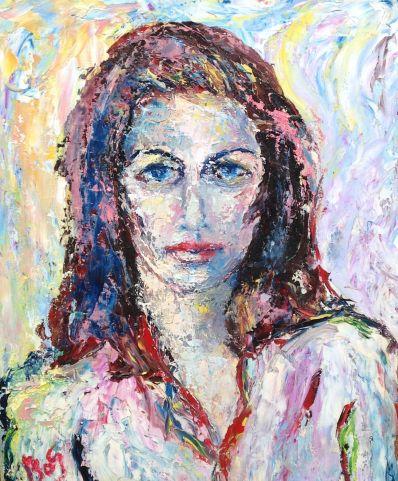 Kunstenaar  Portret