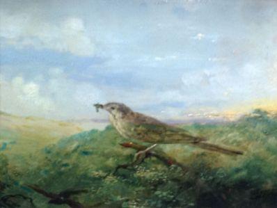 Kunstenaar Leendert de Koningh A5643, Leendert de Koningh 'Vogel'
