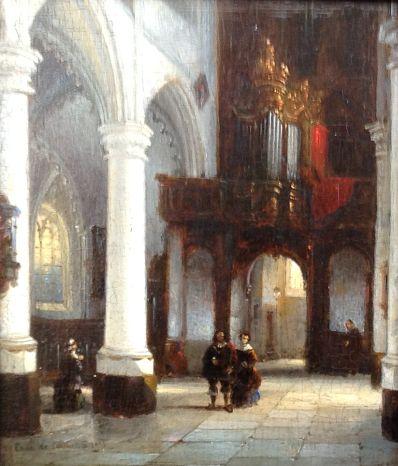 Kunstenaar Emile de Cauwer A5755, Emile de Cauwer