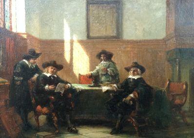 Kunstenaar Johannes Anthonie Balthasar Stroebel A5757, Stroebel, particuliere collectie