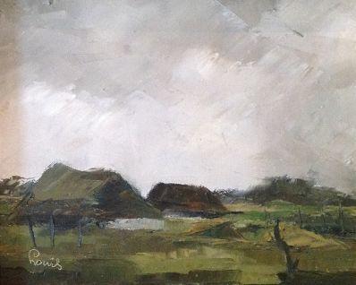 Kunstenaar Louis Ector A5904, Louis Ector Verkocht