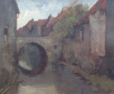 Schilderijen te koop, kunstschilder Jan Korthals Aquarel,Jan Korthals olie op doek, gesigneerd, expositie Galerie Wijdemeren Breukeleveen