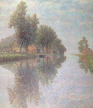 Kunstenaar Kees Gorter A6724, Kees Gorter