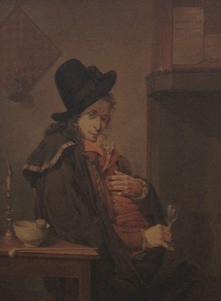 Kunstenaar Anna de Freij A7311, toegeschreven aan Anna de Freij, aquarel, beeldmaat, 31 x 24 cm particuliere collectie