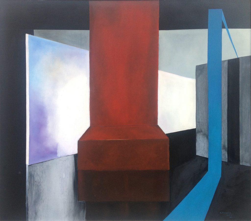 schilderijen te koop van kunstschilder, Hans Verhoef Abstract olie op doek, expositie, galerie wijdemeren breukeleveen