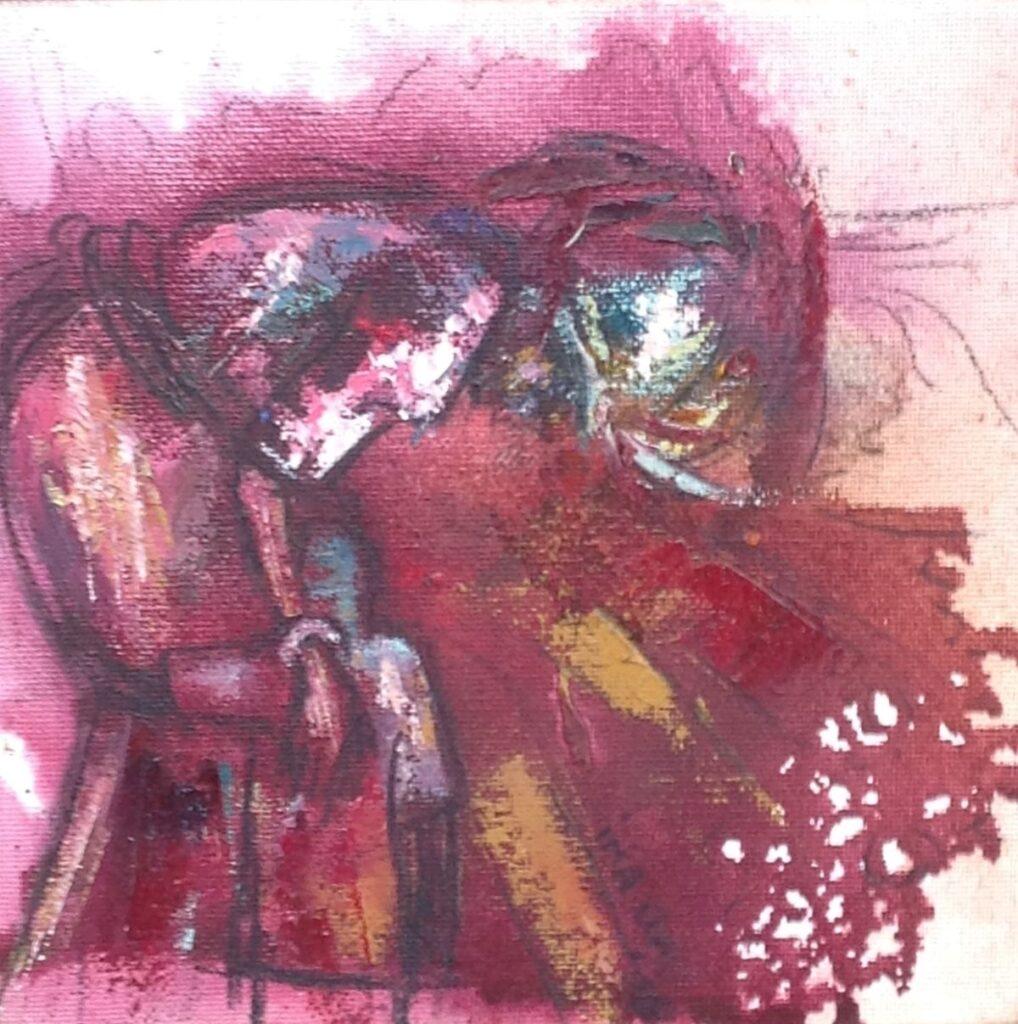 Kunstenaar Ima Uma B1574-1, Ima Uma