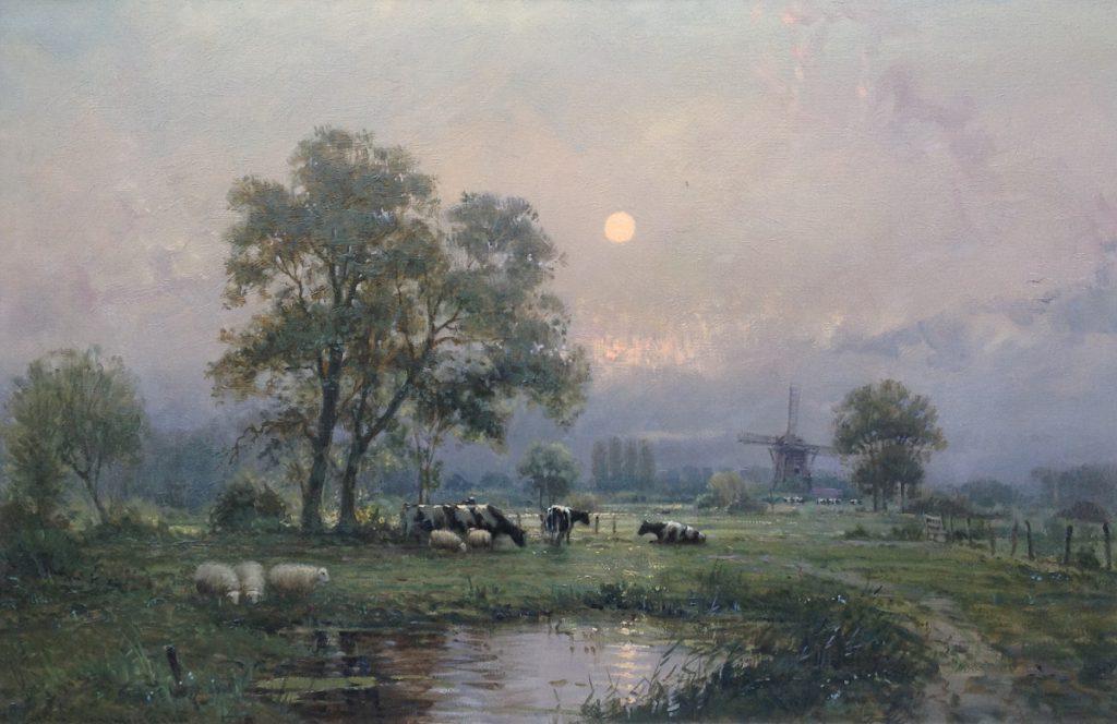 Kunstenaar Hans van Moerkerken B40, Hans van Moerkerken