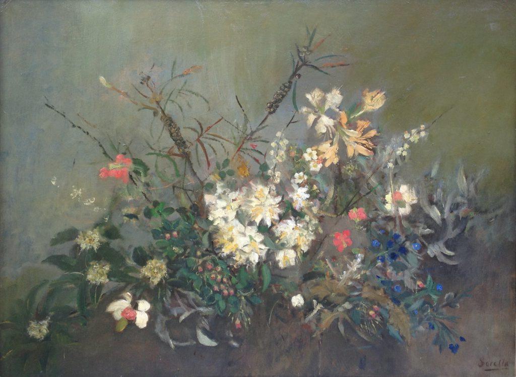 Kunstenaar Theresa 'Sorella' Ansingh B498 Theresa