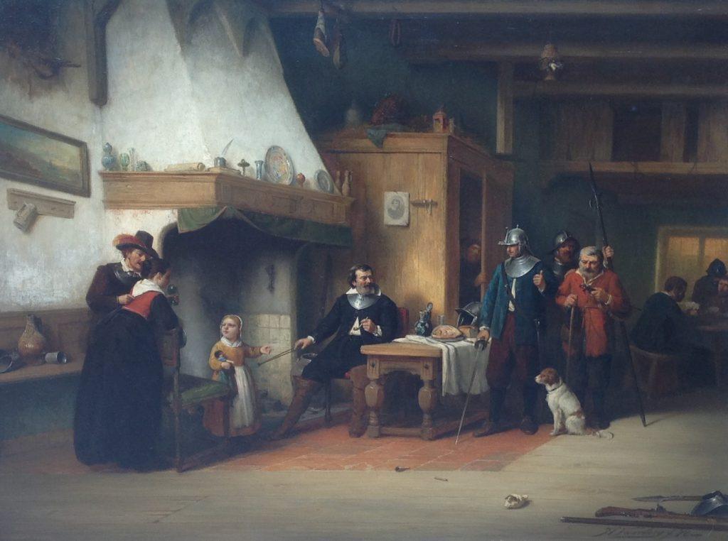 Kunstenaar Joannes Christoffel Vaarberg verkocht