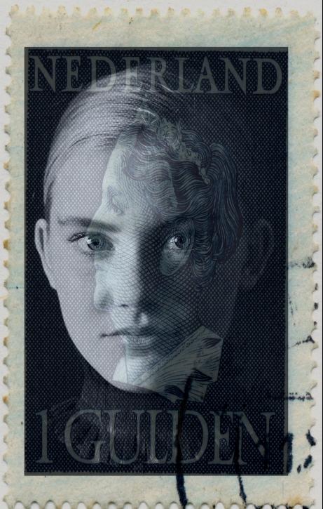 Kunst te koop bij Galerie Wijdemeren, van fotograaf  Yasmin Hargreaves Anna foto achter acrylaat, 100 x 62.5 cm oplage 5