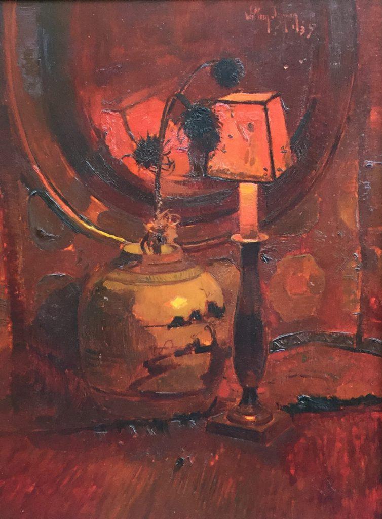 Kunstenaar Willem Jansen C2220, Willem Jansen