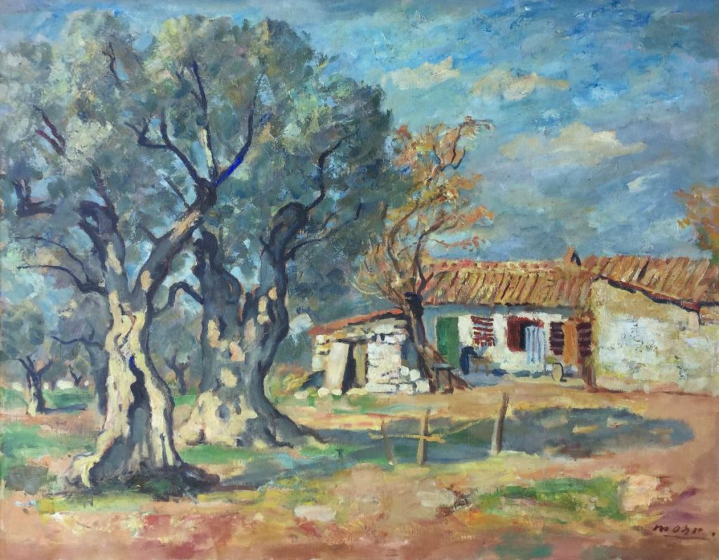Kunstenaar unknown verkocht