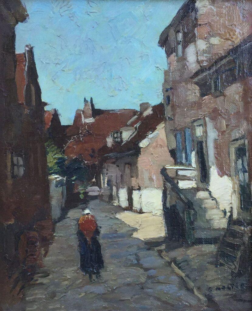 Kunstenaar Cornelis Noltee verkocht