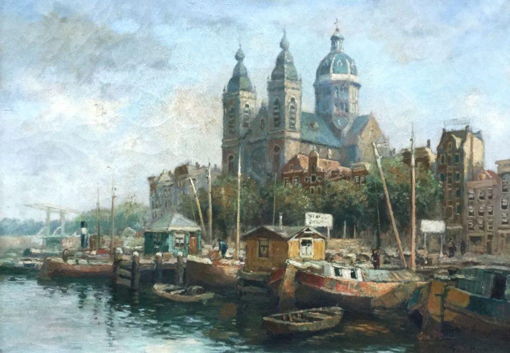 Kunstenaar  C4259 G. de Heem verkocht
