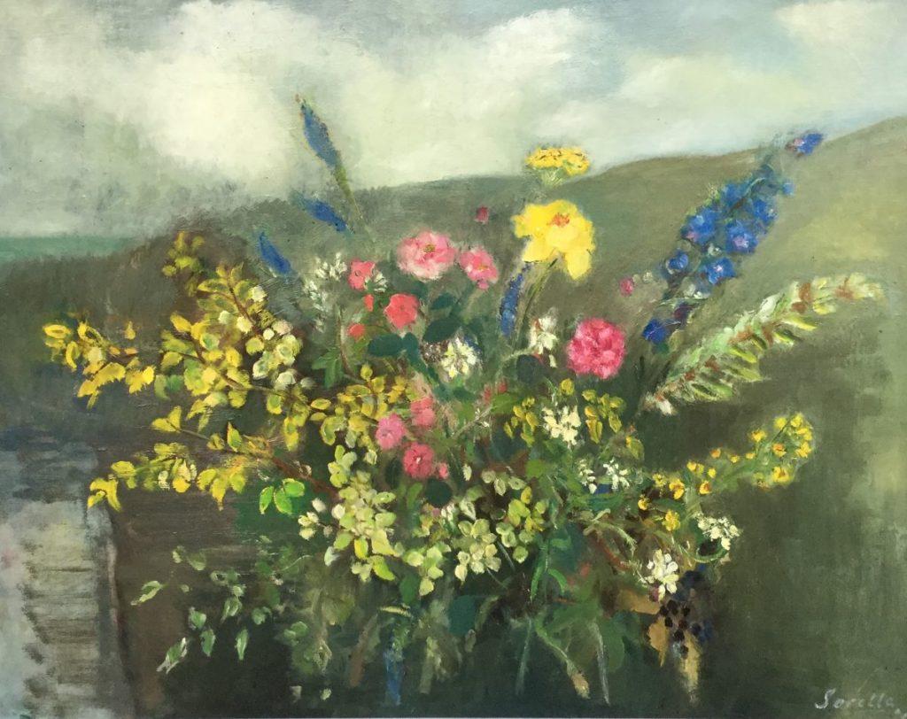 Schilderijen te koop van kunstschilder Theresa