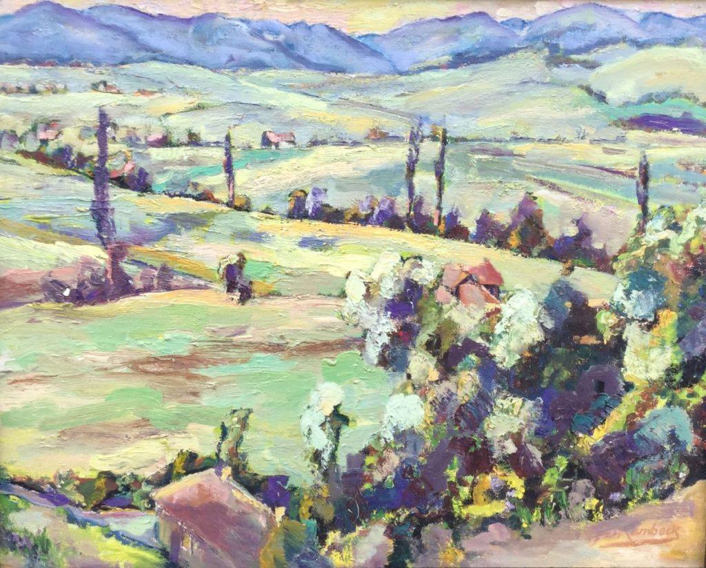 Kunst te koop bij Galerie Wijdemeren, Jan Hermannus Lambeck