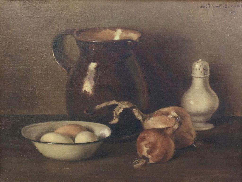 Schilderijen te koop bij Galerie Wijdemeren van kunstschilder Peter Wilhelm Millenaar