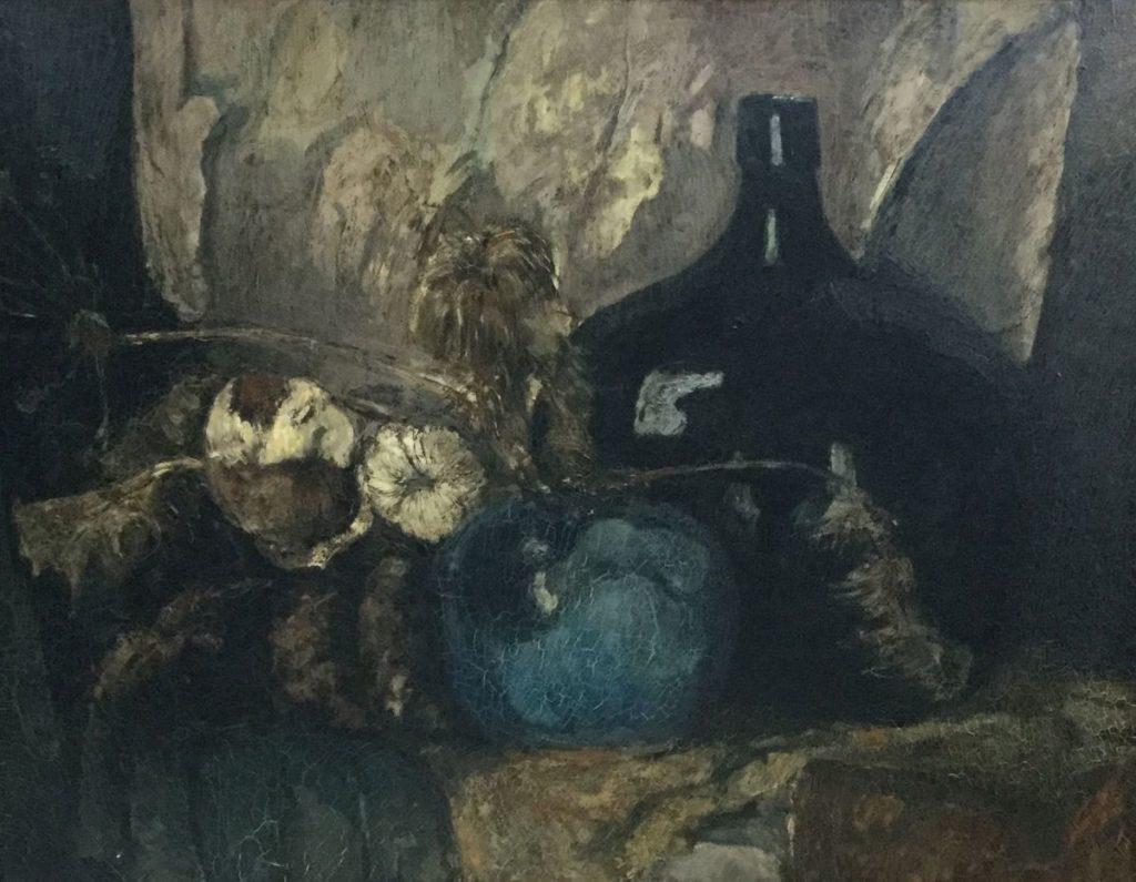 Schilderijen te koop van kunstschilder Dick Ket Stilleven, Expositie Galerie Wijdemeren Breukeleveen