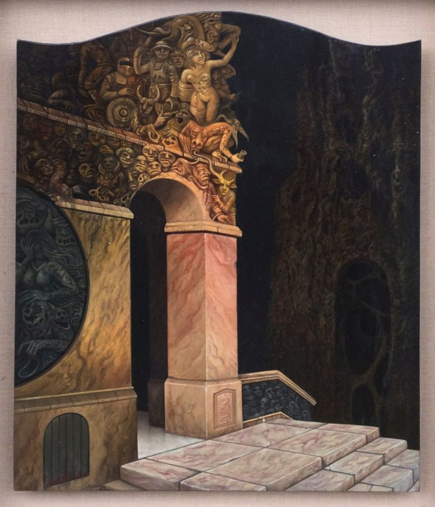 schilderijen te koop van kunstschilder, André van Buuren Zoveel toeristen zijn hier nu ook weer niet olieverf op paneel, beeldmaat 26x21 cm linksonder gesigneerd, verso gedateerd 1999, expositie, galerie wijdemeren breukeleveen