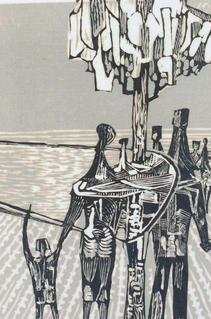 Kunst te koop bij Galerie Wijdemeren van kunstschilder Alfred van Werven