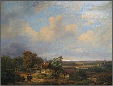 Kunstenaar Joh.P. van Velzen 575, J.P. van Velzen,