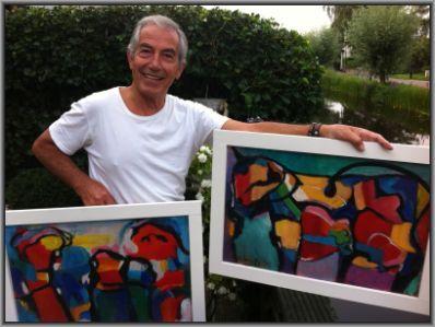 Kunstenaar Max Waitz Max Waitz